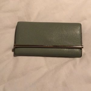 Henri Bender leather wallet